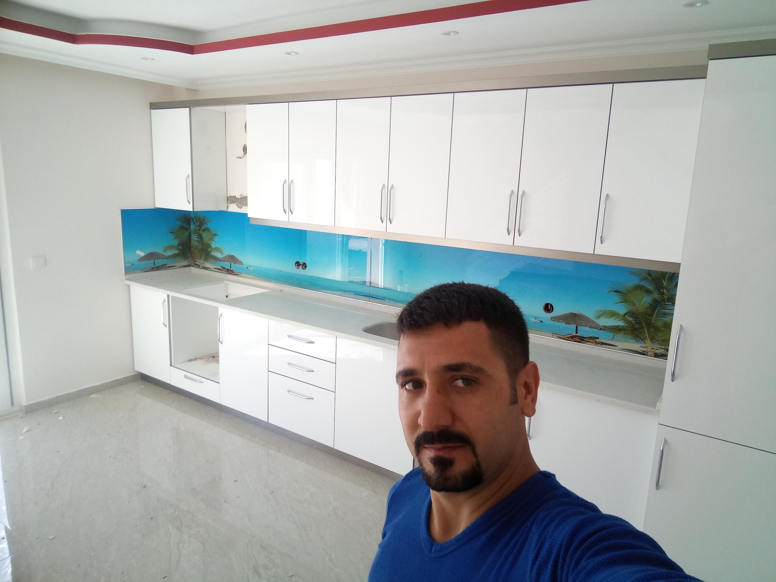 Abdullah Bey'in Mutfağına Sihirli Bir Dokunuş